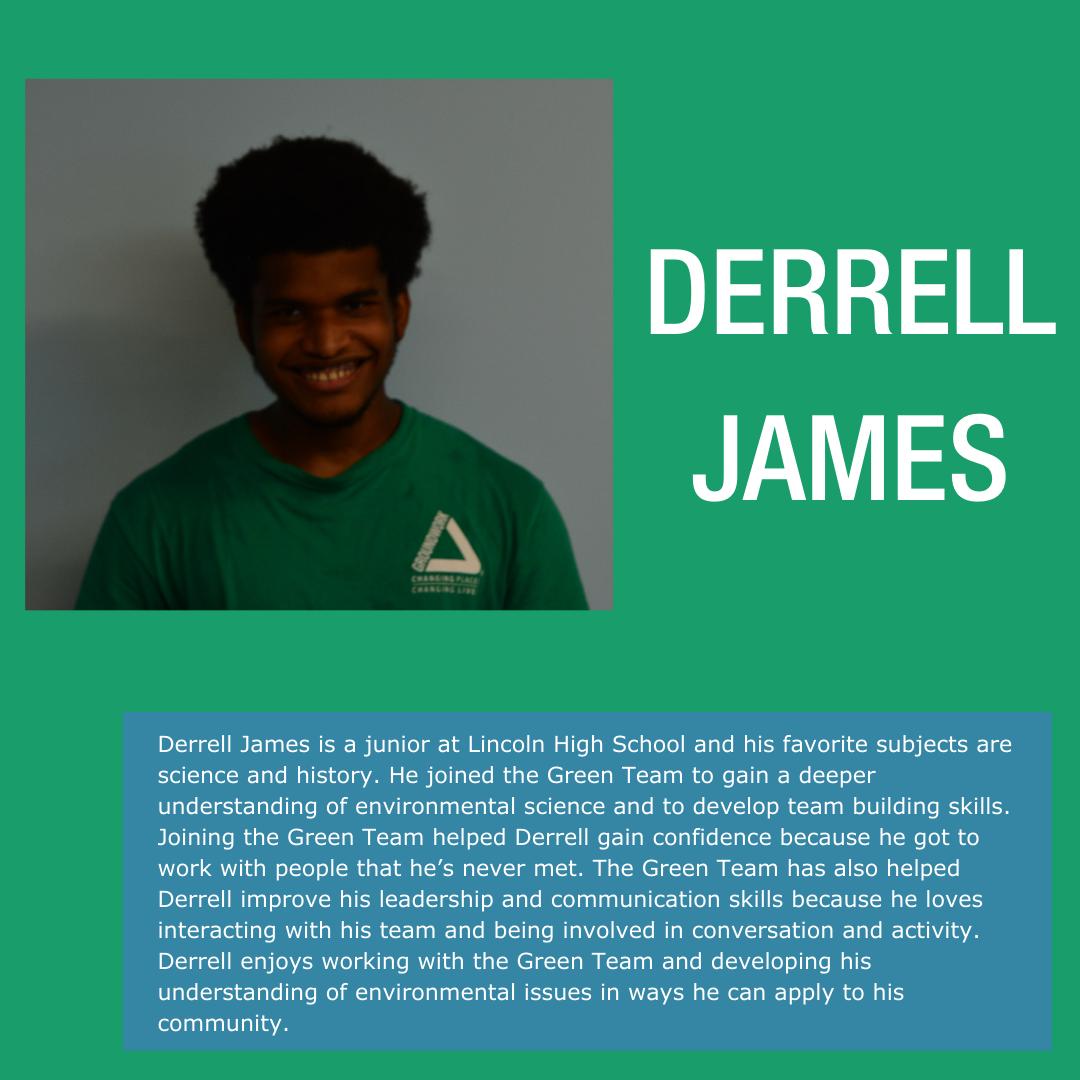 10-Derrell James