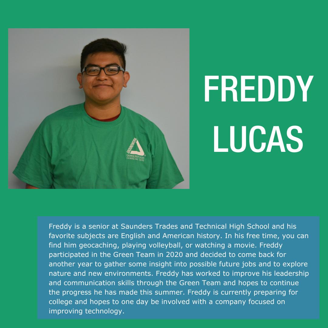 11-Freddy Lucas