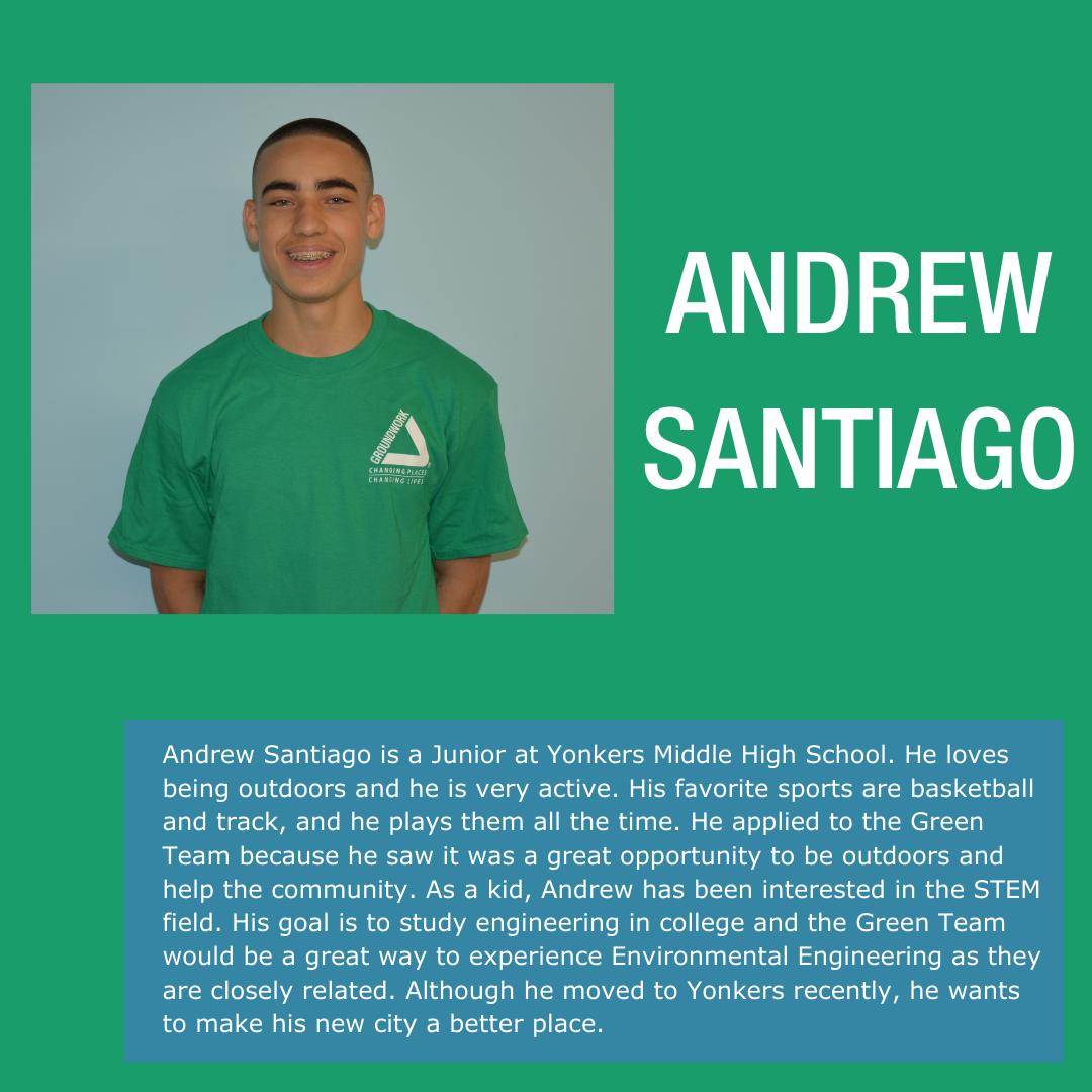 19-Andrew Santiago