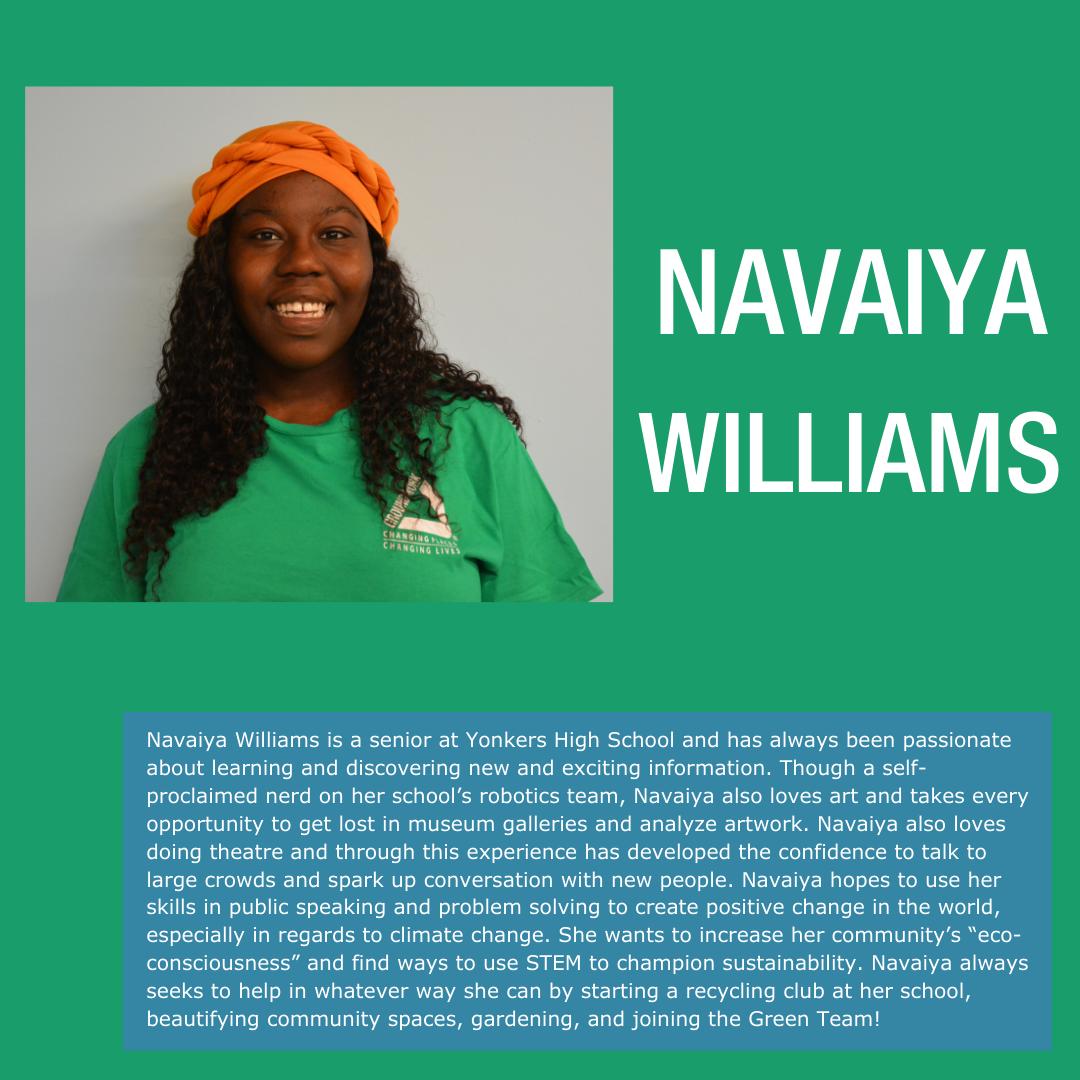23-Navaiya Williams